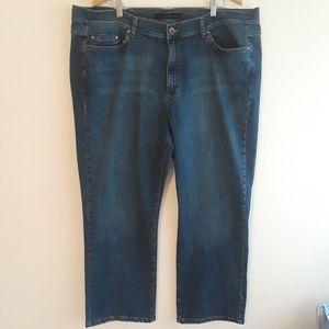 Calvin Klein   slim boot jeans